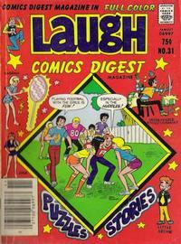 Cover Thumbnail for Laugh Comics Digest (Archie, 1974 series) #31