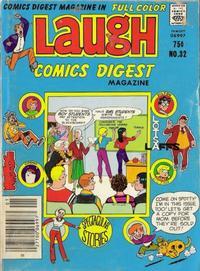 Cover Thumbnail for Laugh Comics Digest (Archie, 1974 series) #32