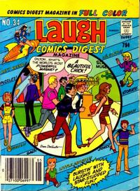 Cover Thumbnail for Laugh Comics Digest (Archie, 1974 series) #34 [Newsstand]