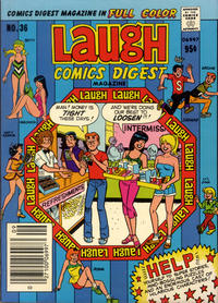 Cover Thumbnail for Laugh Comics Digest (Archie, 1974 series) #36