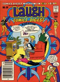 Cover Thumbnail for Laugh Comics Digest (Archie, 1974 series) #39
