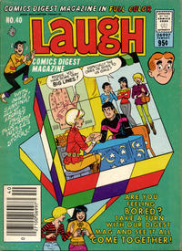 Cover Thumbnail for Laugh Comics Digest (Archie, 1974 series) #40