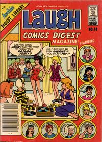 Cover Thumbnail for Laugh Comics Digest (Archie, 1974 series) #43
