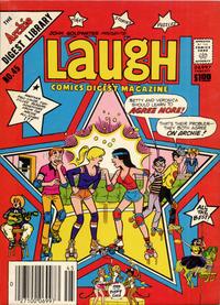 Cover Thumbnail for Laugh Comics Digest (Archie, 1974 series) #45