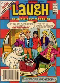 Cover Thumbnail for Laugh Comics Digest (Archie, 1974 series) #47