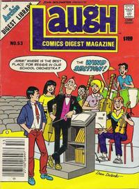Cover Thumbnail for Laugh Comics Digest (Archie, 1974 series) #53