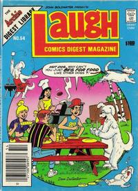 Cover Thumbnail for Laugh Comics Digest (Archie, 1974 series) #54