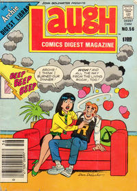Cover Thumbnail for Laugh Comics Digest (Archie, 1974 series) #56