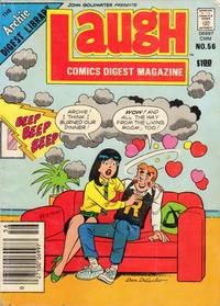 Cover Thumbnail for Laugh Comics Digest (Archie, 1974 series) #56