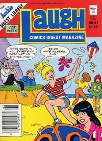 Cover Thumbnail for Laugh Comics Digest (Archie, 1974 series) #61