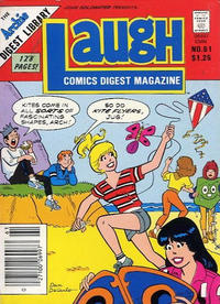 Cover Thumbnail for Laugh Comics Digest (Archie, 1974 series) #61