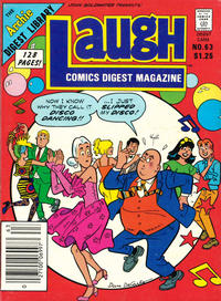 Cover Thumbnail for Laugh Comics Digest (Archie, 1974 series) #63