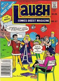 Cover Thumbnail for Laugh Comics Digest (Archie, 1974 series) #67