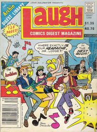 Cover Thumbnail for Laugh Comics Digest (Archie, 1974 series) #70