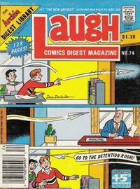 Cover Thumbnail for Laugh Comics Digest (Archie, 1974 series) #74