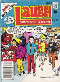 Cover Thumbnail for Laugh Comics Digest (Archie, 1974 series) #79