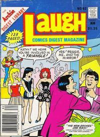 Cover Thumbnail for Laugh Comics Digest (Archie, 1974 series) #82