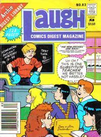 Cover Thumbnail for Laugh Comics Digest (Archie, 1974 series) #83