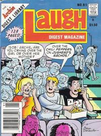 Cover Thumbnail for Laugh Comics Digest (Archie, 1974 series) #91