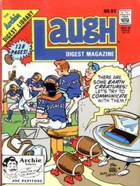Cover Thumbnail for Laugh Comics Digest (Archie, 1974 series) #92