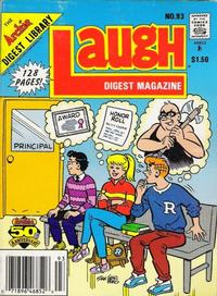Cover Thumbnail for Laugh Comics Digest (Archie, 1974 series) #93
