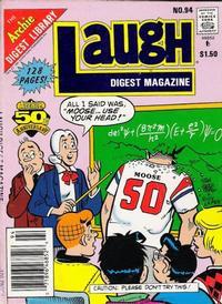 Cover Thumbnail for Laugh Comics Digest (Archie, 1974 series) #94