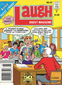 Cover Thumbnail for Laugh Comics Digest (Archie, 1974 series) #95