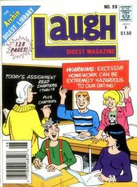 Cover Thumbnail for Laugh Comics Digest (Archie, 1974 series) #98