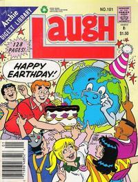 Cover Thumbnail for Laugh Comics Digest (Archie, 1974 series) #101