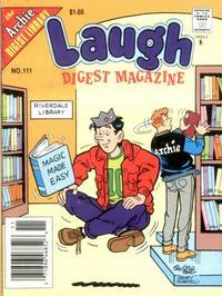Cover Thumbnail for Laugh Comics Digest (Archie, 1974 series) #111