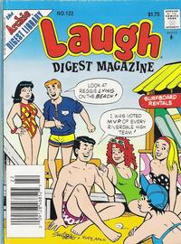 Cover Thumbnail for Laugh Comics Digest (Archie, 1974 series) #122
