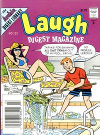 Cover Thumbnail for Laugh Comics Digest (Archie, 1974 series) #123