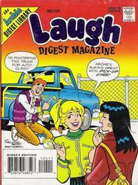 Cover Thumbnail for Laugh Comics Digest (Archie, 1974 series) #124