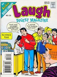 Cover Thumbnail for Laugh Comics Digest (Archie, 1974 series) #126