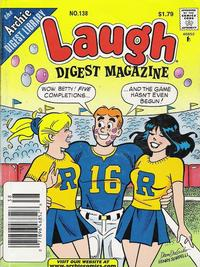 Cover Thumbnail for Laugh Comics Digest (Archie, 1974 series) #138