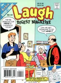 Cover Thumbnail for Laugh Comics Digest (Archie, 1974 series) #141 [Direct Edition]