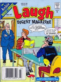 Cover Thumbnail for Laugh Comics Digest (Archie, 1974 series) #147