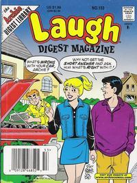 Cover Thumbnail for Laugh Comics Digest (Archie, 1974 series) #153