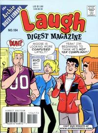 Cover Thumbnail for Laugh Comics Digest (Archie, 1974 series) #154 [Direct Edition]