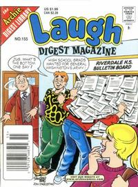 Cover Thumbnail for Laugh Comics Digest (Archie, 1974 series) #155