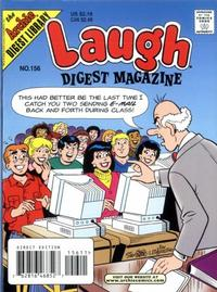 Cover Thumbnail for Laugh Comics Digest (Archie, 1974 series) #156
