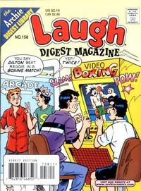 Cover Thumbnail for Laugh Comics Digest (Archie, 1974 series) #158