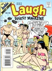 Cover Thumbnail for Laugh Comics Digest (Archie, 1974 series) #159 [Direct Edition]