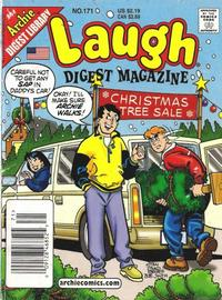 Cover Thumbnail for Laugh Comics Digest (Archie, 1974 series) #171