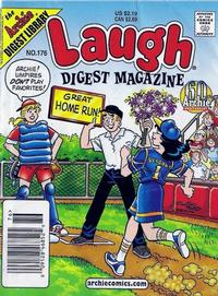 Cover Thumbnail for Laugh Comics Digest (Archie, 1974 series) #176