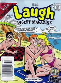 Cover Thumbnail for Laugh Comics Digest (Archie, 1974 series) #177 [Newsstand]