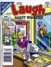 Cover Thumbnail for Laugh Comics Digest (Archie, 1974 series) #183