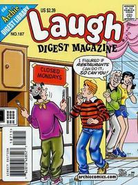 Cover Thumbnail for Laugh Comics Digest (Archie, 1974 series) #187