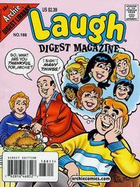 Cover Thumbnail for Laugh Comics Digest (Archie, 1974 series) #188