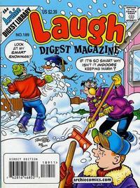 Cover Thumbnail for Laugh Comics Digest (Archie, 1974 series) #189